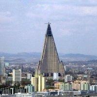 Hotel Ryugyong - a maior ruína, prédio mais feio ou o pior projeto do mundo?