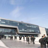 Zaha Hadid projeta escola no sul de Londres