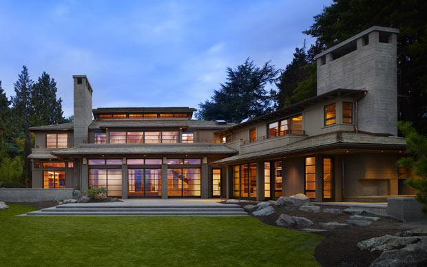 Influ Ncia Japonesa Em Uma Casa Moderna Arquitete Suas