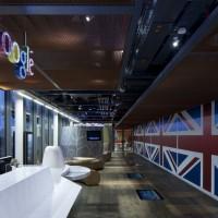 Novo escritório da Google em Londres