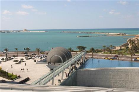 Biblioteca_Alexandria_Egito_arquitetura_livro_arquitete_suas_ideias_07