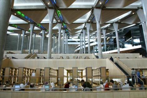 Biblioteca_Alexandria_Egito_arquitetura_livro_arquitete_suas_ideias_11