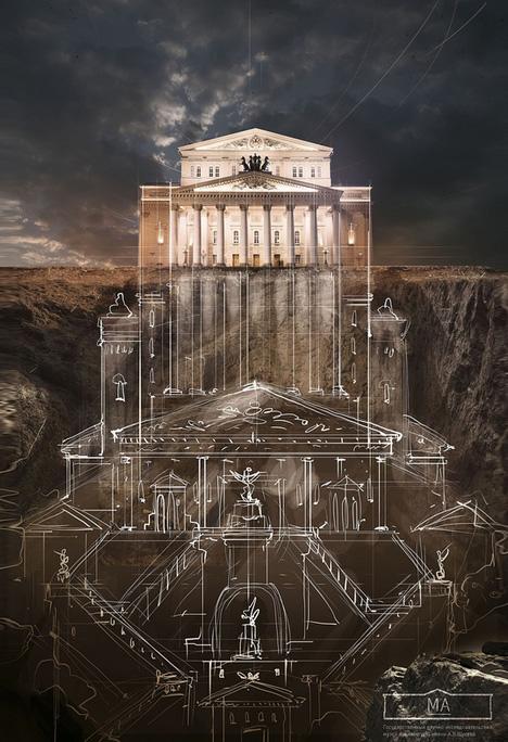 Por_debaixo_arquitetura_museu_estadual_Shchusev_Russia_arquitete_suas_ideias_05