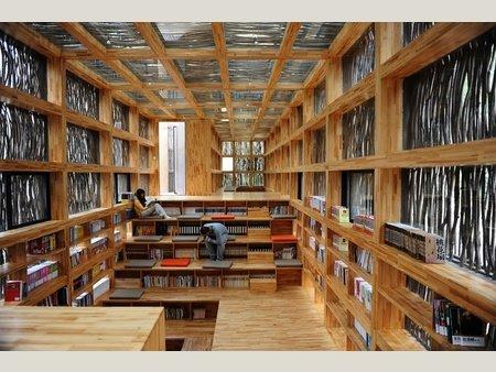 Biblioteca_Liyuan_China_madeira_arquitete_suas_ideias_07