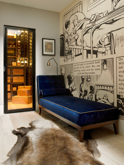 Decoração nerd interiores casa quadrinhos arquitete suas ideias (6)