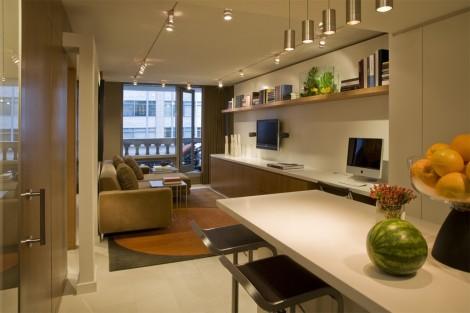 apartamentos studio area decoracao interior minimalismo Sao Paulo arquitete suas ideias (2)