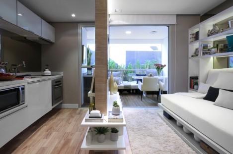 apartamentos studio area decoracao interior minimalismo Sao Paulo arquitete suas ideias (4)