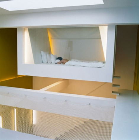 arquitetura perigosa projeto faculdade arquitete suas ideias 13