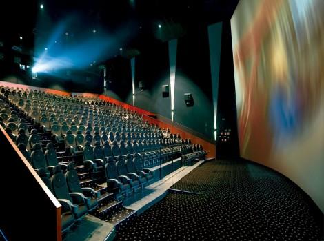 Imagem 7 - Sala IMAX. Fonte Magazine-HD