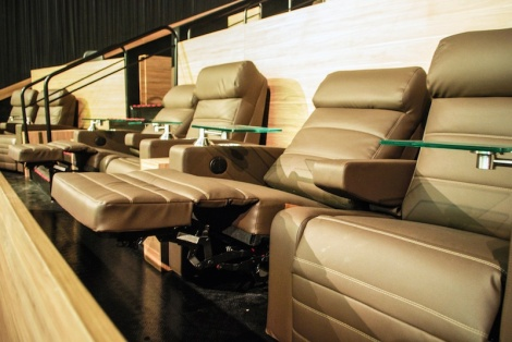 Imagem 8 - Sala VIP Cinesystem Shopping Maceió