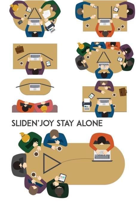 Slidenjoy tela notebook kickstarter Belgica arquitete suas ideias 03
