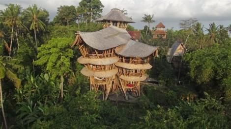 Bambu arquitetura sustentabilidade madeira escola arquitete suas ideias (1)