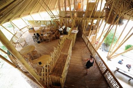 Bambu arquitetura sustentabilidade madeira escola arquitete suas ideias (3)
