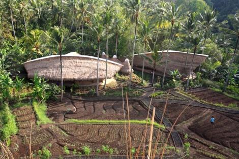 Bambu arquitetura sustentabilidade madeira escola arquitete suas ideias (4)