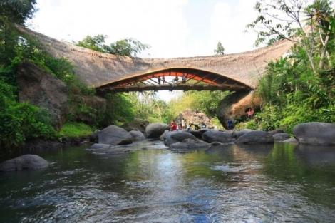 Bambu arquitetura sustentabilidade madeira escola arquitete suas ideias (6)