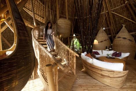Bambu arquitetura sustentabilidade madeira escola arquitete suas ideias (7)