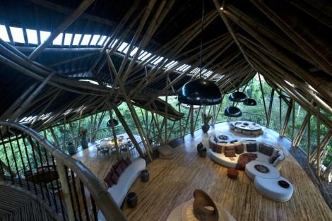 Bambu arquitetura sustentabilidade madeira escola arquitete suas ideias (8)
