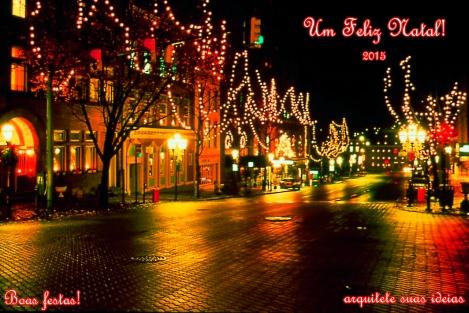 feliz natal 2015 arquitete suas ideias