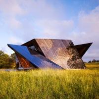 A arte do origami na arquitetura